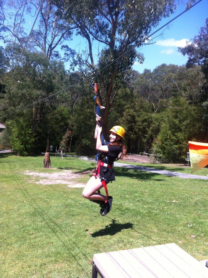 CARL Youth Camp – 23rd to 25th October 2015