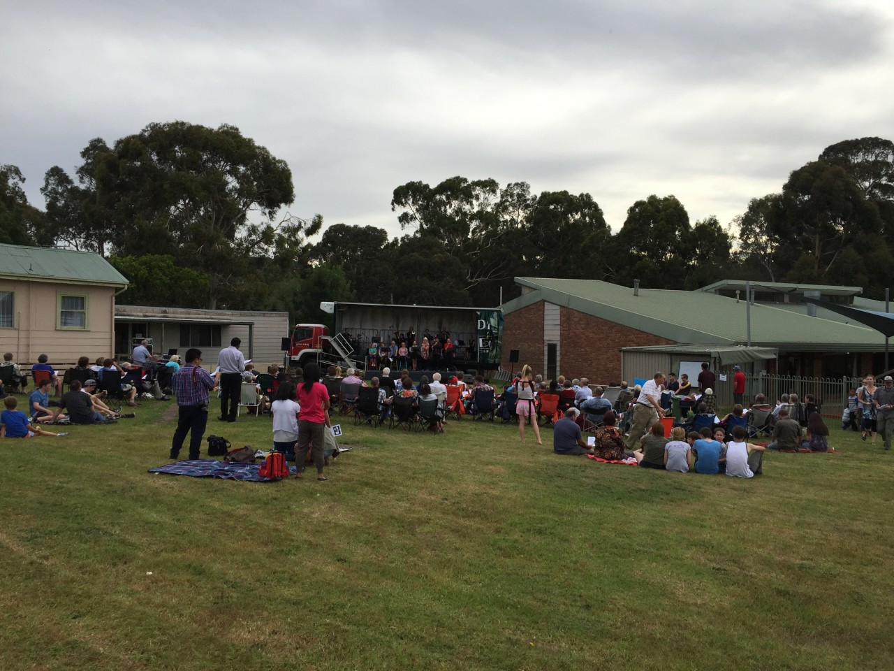 Family Carols Night – 13th Dec 2015